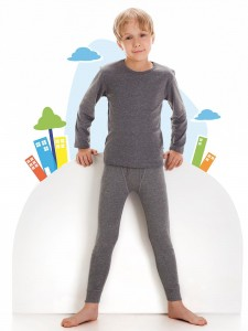 NA NOGI - Kalesony Cornette Kids Thermo Plus